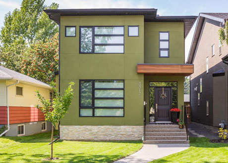 Looking At Several Benefits Of The Edmonton Infill Program